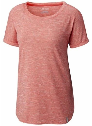 Columbia Tişört Pembe